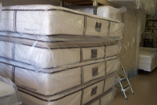 Mattress Corsicana, Symbol and Boyd Specialty Sleep