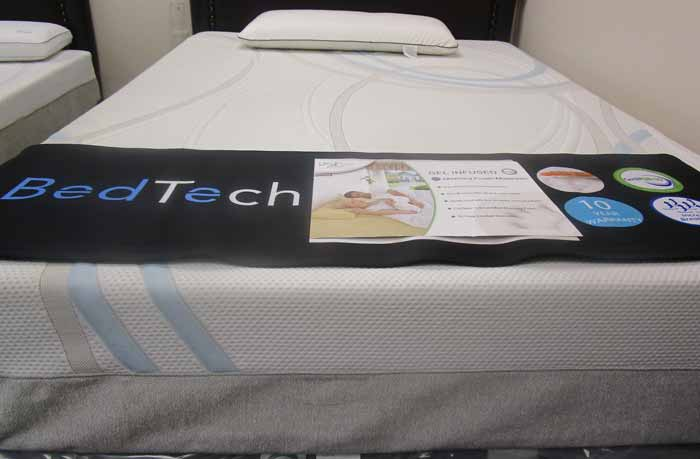 Plush cool gel Memory foam Plush Best Value Mattress Indianapolis