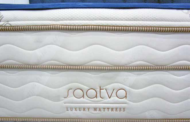Saatva mattress on sale at Best Value Mattress Indianapolis
