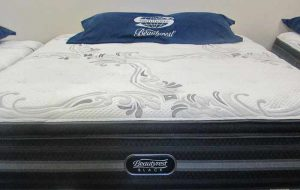 Simmons Beautyrest Black Luxury Firm Pillow-Topmattress Indianapolis