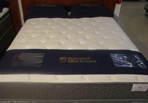 Laurel Plush Quantum Edge Coil Cushion Firm mattress
