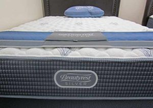 Beautyrest Silver Open Seas XFTT Extra Firm mattress on sale