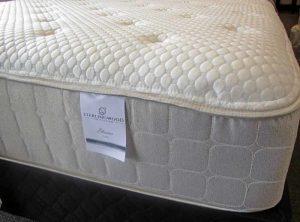 Glazier Plush Foam Encased True Cool Medium mattress
