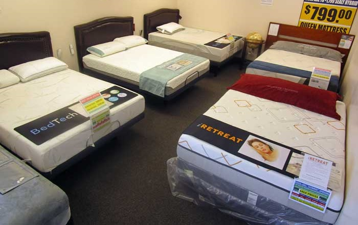 memory foam mattress on sale at Best Value Mattress