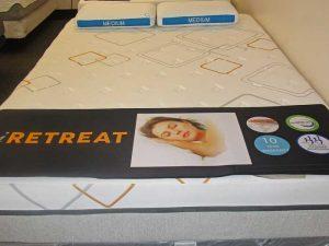 "12"" Cool-Gel Hybrid Memory Foam mattress Indianapolis"
