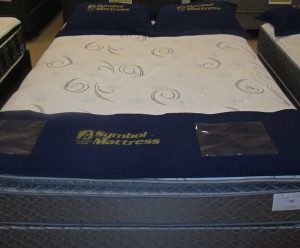 Symbol SaranacPillow Top Foam Encased Mattress on sale at Best Value Mattress Indianapolis