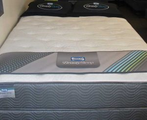 BeautySleep Whitepass Luxury Firm Mattress