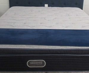 BeautyRest Silver Luxury Firm Pillow Top Mattress at discount prices in Indianapolis