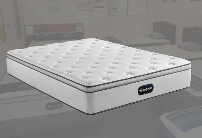 BR800 Plush Pillow Top