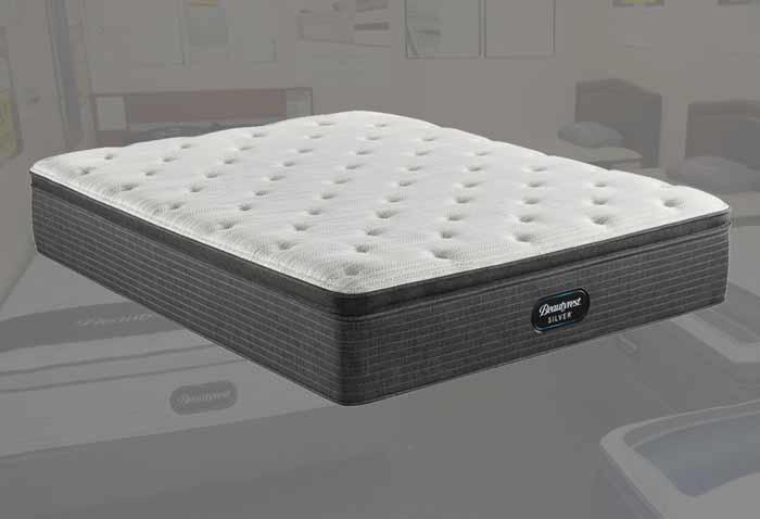 Beautyrest Silver BRS 900 Medium Pillow-Top