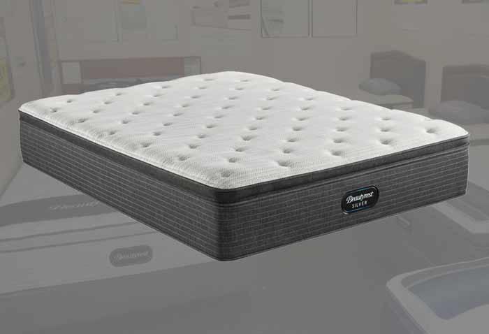 Beautyrest Silver BRS 900 Plush Pillow-Top