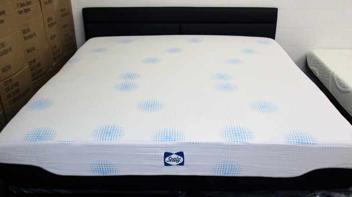 12.5 inch memory foam by Sealy in Indianapolis